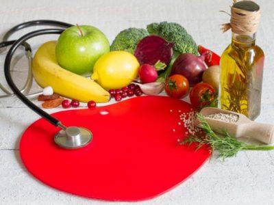 Dieta DASH për tensionin e lartë të gjakut