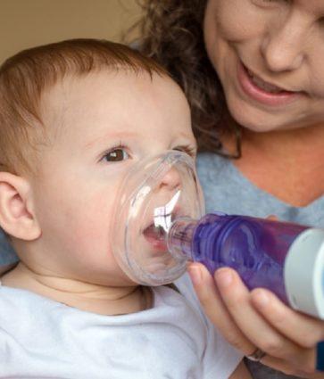 Astma infantile, shkaqet dhe diagnoza