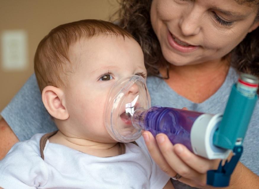 astma infantile