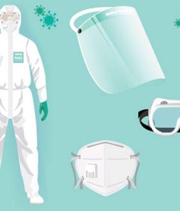 Kaq të nevojshme në këto kohë pandemie/ Çfarë janë PPE-të dhe përse duhen