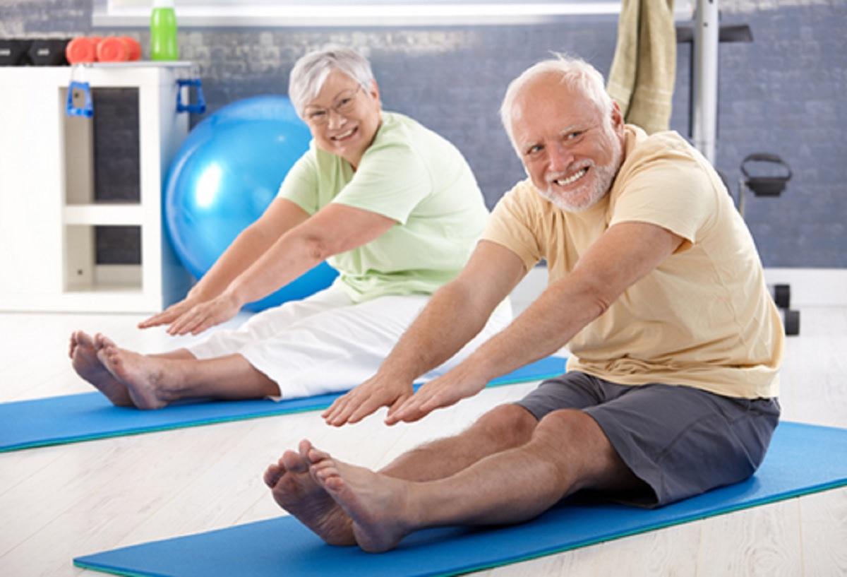 joga osteoatrit